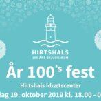 UDSOLGT!!! – ÅR 100's FEST – UDSOLGT!!!