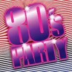 80's PARTY 2020 – MED ET STREJF AF 90'erne