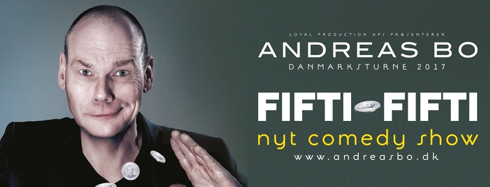Andreas Bo – Fifti Fifti