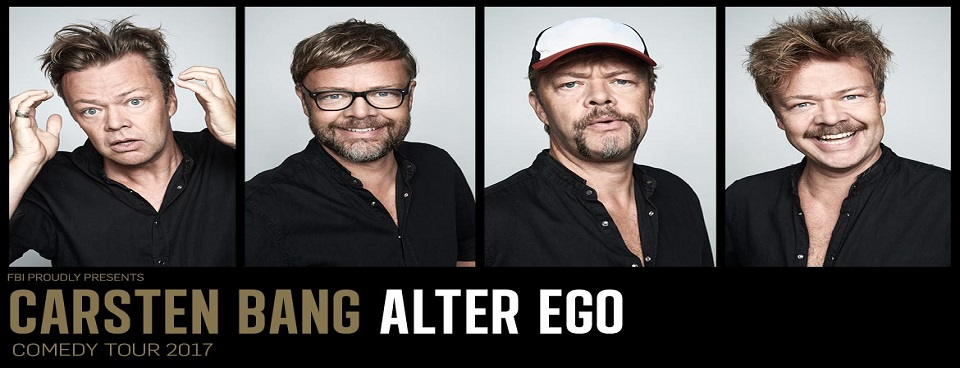 Carsten Bang – Alter Ego