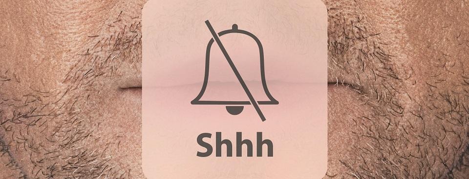 Anders Matthesen – Shhh!