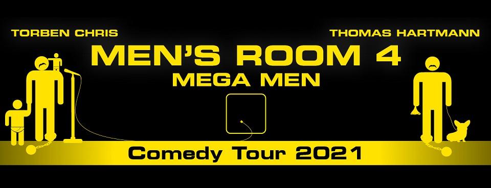 Torben Chris & Thomas Hartmann – Men's Room 4 – NY DATO