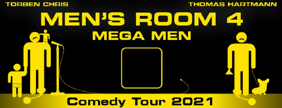 Torben Chris & Thomas Hartmann – Men's Room 4