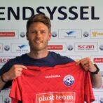 Vendsyssel FF skriver kontrakt med Peter Friis Jensen