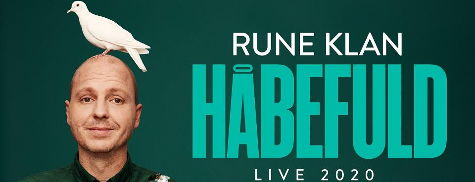 Rune Klan – Håbefuld – Live 2020