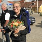 LYD: Simone Jespersen vandrede 500 km på Hærvejen