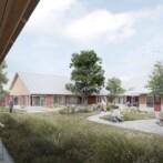 Sindals nye ældrecenter bliver i et plan – bygget med fokus på tryghed og hjemlighed