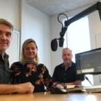 Flot Jubilæumsgave til Skaga FM fra Hirtshals Sparekasses Gavefond