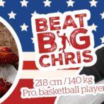 Kan du spise flere Hot Wings end en professionel basketball-spiller?