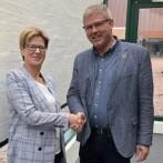 Tag toget og mød Ulla Astmann og S-regionskandidater fra Hjørring