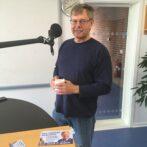 LYD: Erik Høgh-Sørensen (DF) besøgte Skaga FM