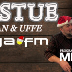 Allan og Uffe holder Julestue på Skaga FM