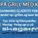 Fisk På Grill Med Kim Holger