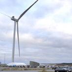 Jyske Bank køber vindmølle på Hirtshals Havn