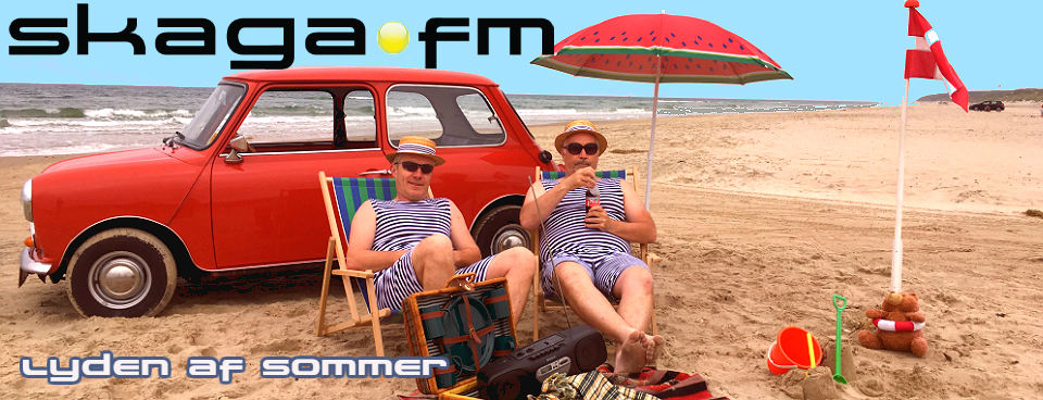 SKAGA FM – lyden af sommer