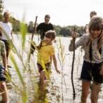 1839 børn rykker ud i naturen i Hjørring Kommune